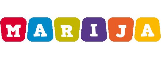 Marija kiddo logo