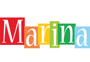 Marina colors logo