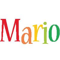 Mario birthday logo