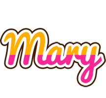 Mary smoothie logo