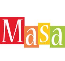 Masa colors logo