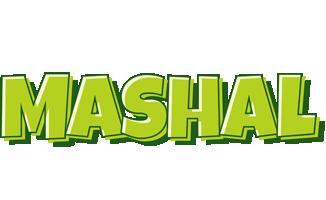 Mashal summer logo