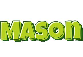 Mason summer logo