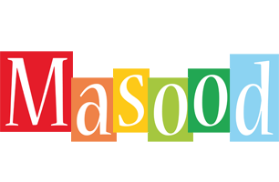 Masood colors logo