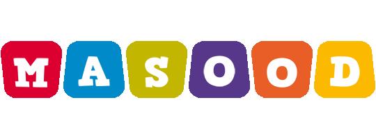 Masood kiddo logo