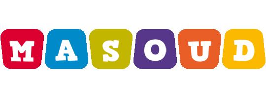 Masoud kiddo logo