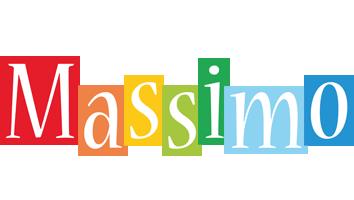 Massimo colors logo