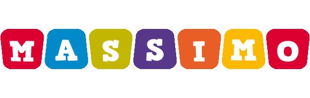 Massimo kiddo logo