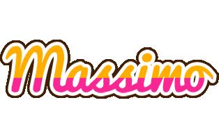 Massimo smoothie logo