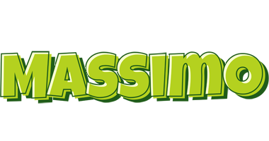 Massimo summer logo