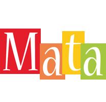 Mata colors logo