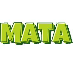 Mata summer logo
