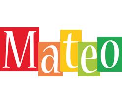 Mateo colors logo