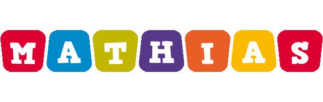 Mathias kiddo logo