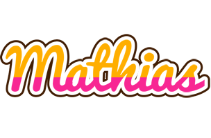 Mathias smoothie logo
