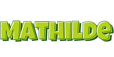 Mathilde summer logo