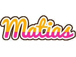 Matias smoothie logo