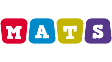 Mats kiddo logo
