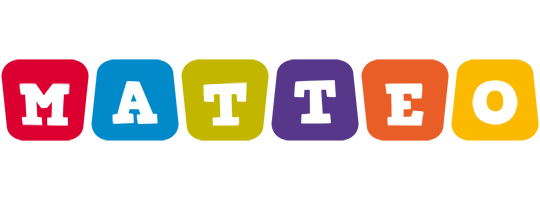 Matteo kiddo logo
