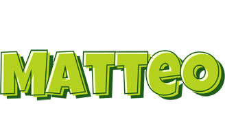 Matteo summer logo