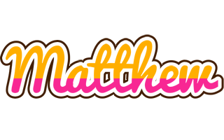 Matthew smoothie logo