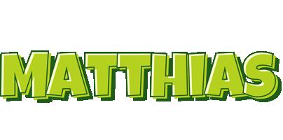 Matthias summer logo