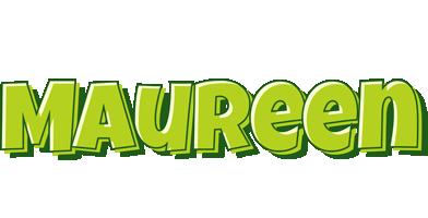 Maureen summer logo
