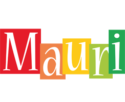 Mauri colors logo