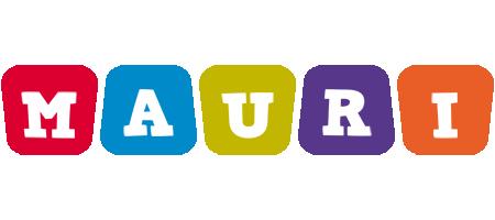 Mauri kiddo logo