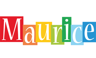 Maurice colors logo