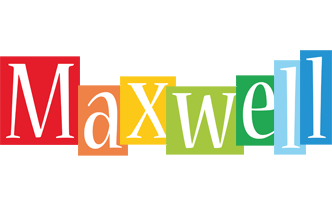 Maxwell colors logo