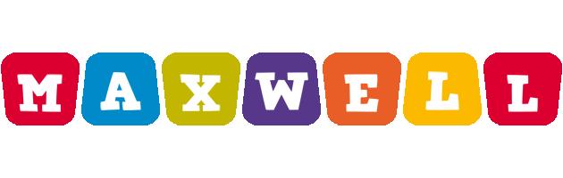 Maxwell kiddo logo