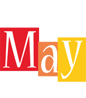 May colors logo