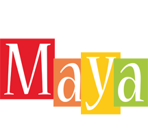 Maya colors logo