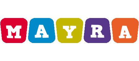 Mayra kiddo logo