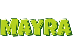 Mayra summer logo