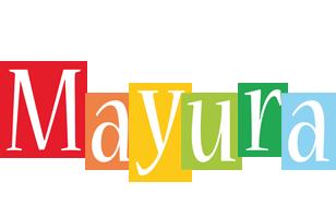 Mayura colors logo