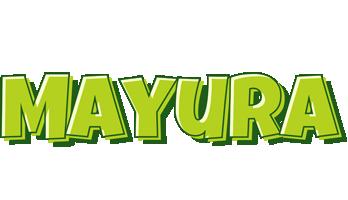 Mayura summer logo