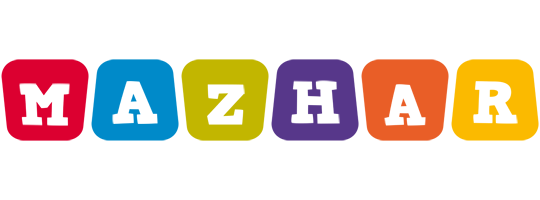 Mazhar kiddo logo