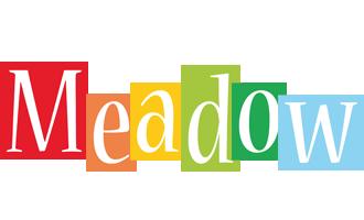 Meadow colors logo
