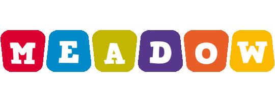 Meadow kiddo logo