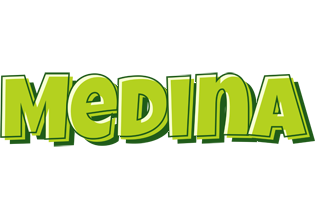 Medina summer logo