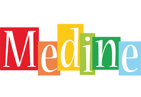 Medine colors logo