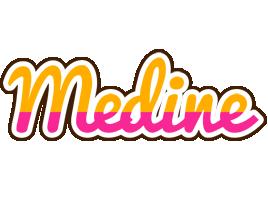 Medine smoothie logo