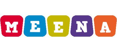 Meena kiddo logo