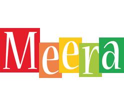 Meera colors logo