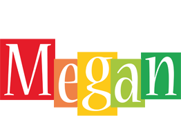 Megan colors logo