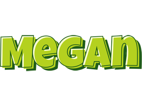 Megan summer logo