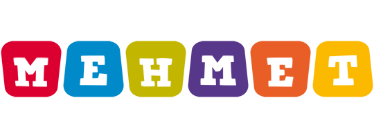 Mehmet kiddo logo