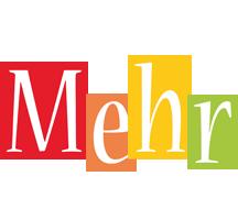 Mehr colors logo